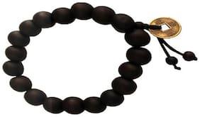 Men Style Black Wood Bracelet