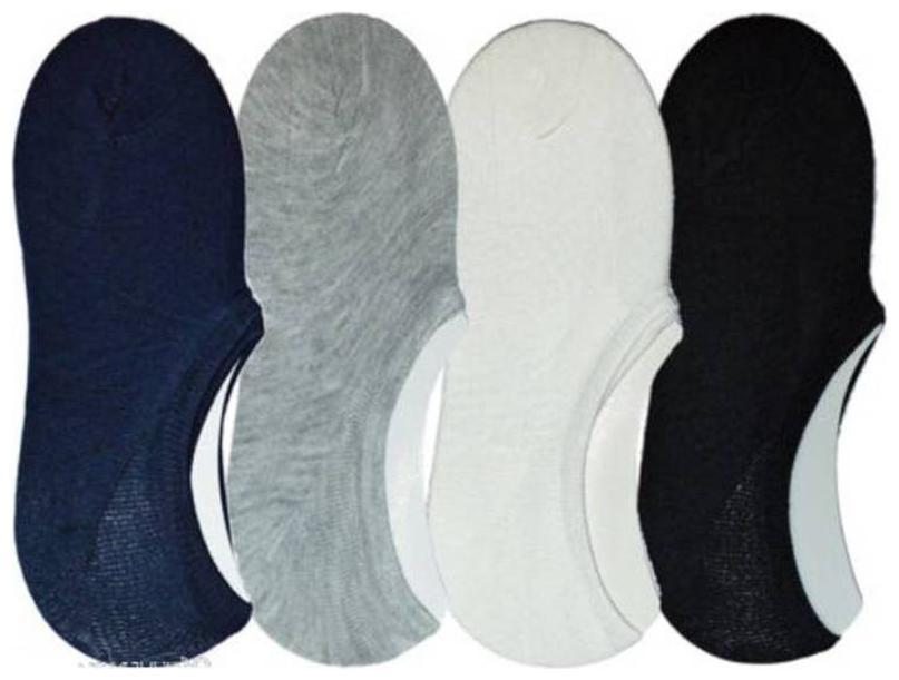 mobiedezire Men   Women Solid Low Cut Socks  pack of 2