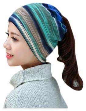 Modo Vivendi Cotton Caps - Blue