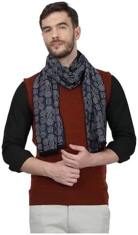 Monte Carlo Men Wool Muffler - Multi