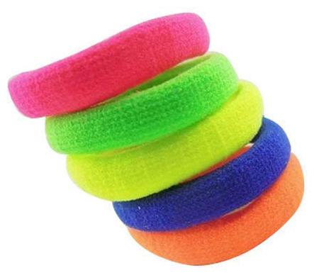 MR.TAYLORZ Elastic Cotton Hair Ties Rubber Bands  Pack of 216