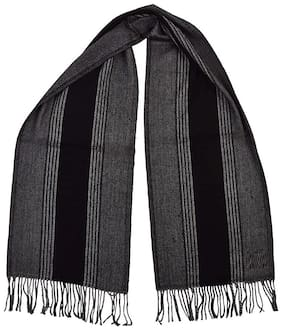 MS TRADING COMPANY Men Wool Muffler - Grey