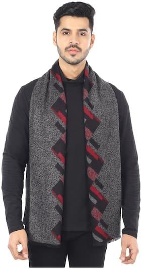 MUFFLY Men Wool Muffler - Multi
