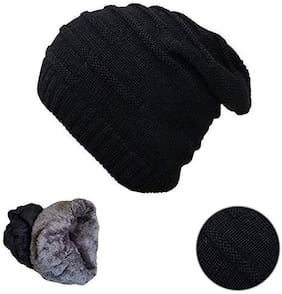 New Fashion Winter Children Knitted Hats Caps Beanie