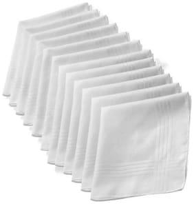 Handkerchiefs Pack of 12