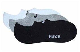 Nike Loafers Socks Combo Pack (Pack Of 3 Pair)