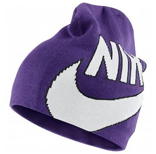Buy Nike Unisex Royal Blue Futura Beanie Cap Online at Low Prices in ... f18e3545455