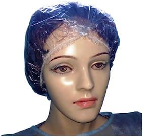 Women Fabric Caps ( Transparent )