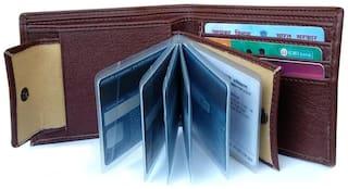 Oaks Wood Wallet