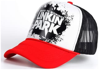 ODDEVEN Cap Polyester - Red