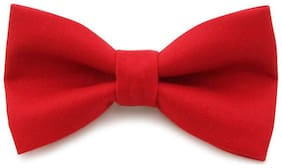 Pack of 1 Red Bow Tie