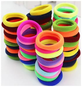 PACK OF 20 HIGH QUALITY HAIR RUBBER BANDS