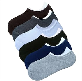 (pack of-6) Cotton Loafer socks for man woman