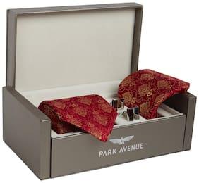 Park Avenue Necktie & Cufflinks Men