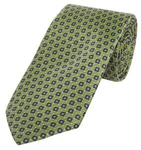 Park Avenue Green Men Polyester Ties