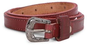 People Maroon Belt