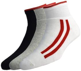 Peter England Multi Color Socks Pack of 3
