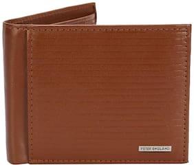 Peter England Brown Wallet