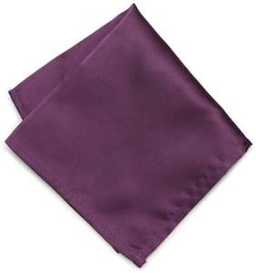 Peter England Purple Pocket Square