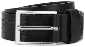 Peter England Leather Casual Belt For Men
