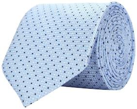 Peter England Blue Tie