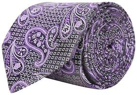 Peter England Purple Tie
