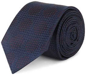 Peter England Navy Blue Tie For Men
