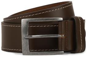Peter England Brown Belt