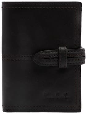 Pierre Cardin Men Brown Leather Bi-Fold Wallet ( Pack of 1 )