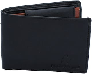 Pocket bazar  Men Multicolor Artificial Leather Wallet  (4 Card Slots)
