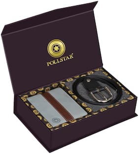 POLLSTAR Men Accessories Gift Set