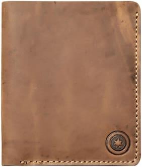 Bi-Fold Wallet ( Tan )