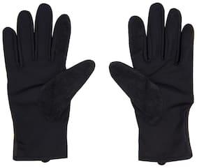 Puma Women Polyester Gloves - Black