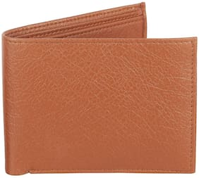 Premium Quality Purse for men, Gent wallet, Tan Color