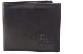 PU Leather Men's Wallet (Assorted Brown/Black)