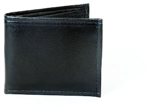 PU Leather Wallet For Men(Black)