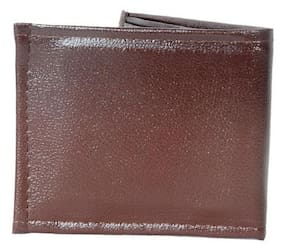 PU Leather Wallet For Men(Brown)