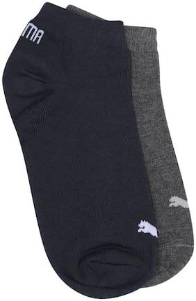 Men Ankle Length Socks Pack of 2 ( Multi )