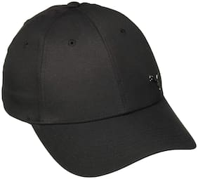 Puma Black  Metal Cat Cap
