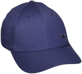 Puma Men's  Blue Cap (2126907_Blue_One Size)