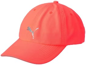 Puma Men's Baseball Cap (5291135_Pink Alert_Adult)