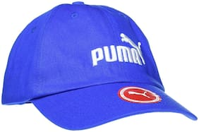 Puma Men's ESS  Strong Blue Cap