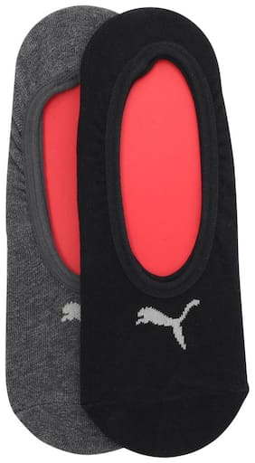 Puma Multi Elastane No show socks ( Pack of 2 )