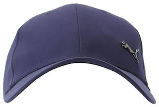 85741a8d61c Buy Puma Unisex Navy Blue Metal Cat Cap Online at Low Prices in ...