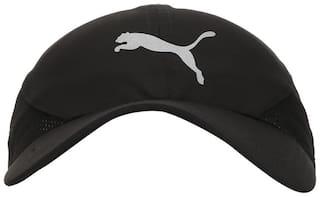 Puma Men Cap Polyester - Black