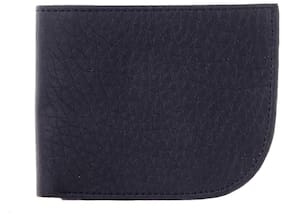 RA-Rock Men Black Synthetic leather Long Wallet ( Pack of 1 )