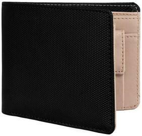Radon Black Genuine casual Wallet for Men