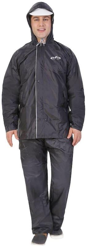 RainFighter Reversible Raincoat for Men By New Zeel Rainwear(Assorted Colors)