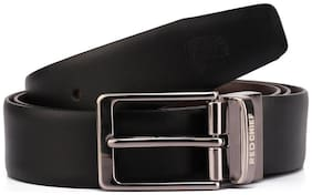 Red Chief Black brown Formal Belt Reversal For Men (A80288 117 )