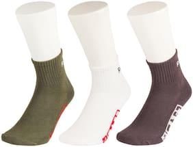 Reebok Multi Wool Crew length socks ( 3 pairs )